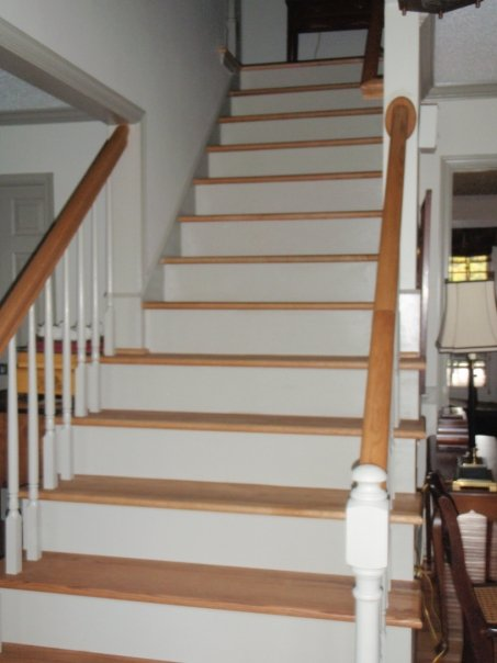 Staircase Renovation Coradi Contracting