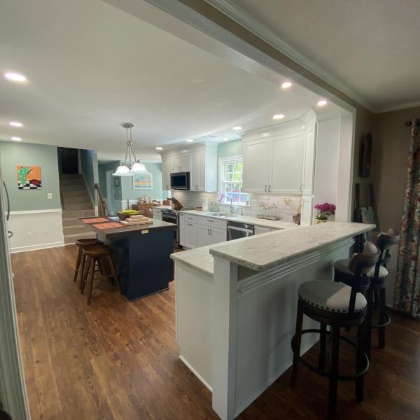 bar top, kitchen remodel